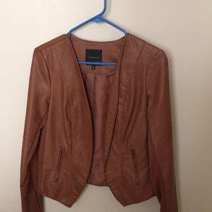 Jackets & Blazers - Dynamite cognac jacket